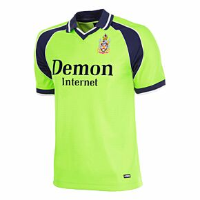 99-00 Fulham Away Retro Shirt