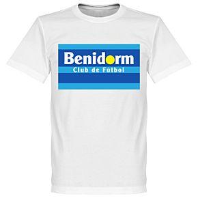 Benidorm FC Tee - White