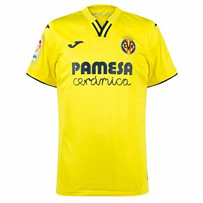 21-22 Villarreal Home Shirt