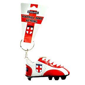 England Boot Keyring - (8cm)