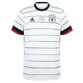 20-21 Germany Home Shirt v France MDT