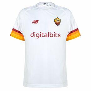 21-22 AS Roma Away Shirt