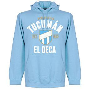 Tucuman Established Hoodie - Sky
