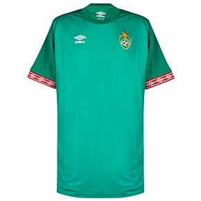 19-20 Zimbabwe Away Shirt