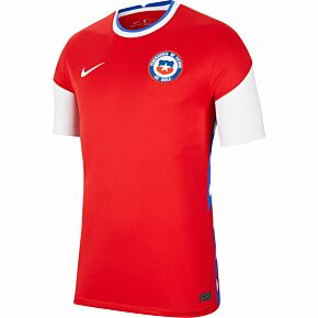 20-21 Chile Home Shirt
