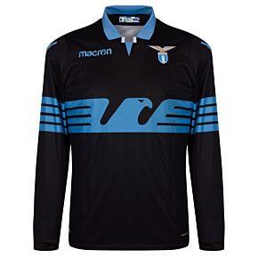 18-19 Lazio GK 3rd L/S Shirt - Black