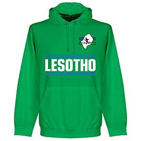 Lesotho Team Hoodie - Green