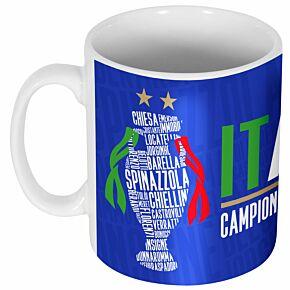 Italia Champions of Europe 2020 Mug