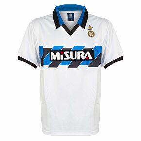 1990 Inter Milan Away Retro Shirt