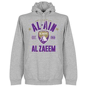 Al-Ain Established Hoodie -College