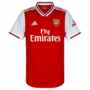 adidas Arsenal Home Authentic Jersey 2019-2020