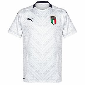 20-21 Italy Away Shirt