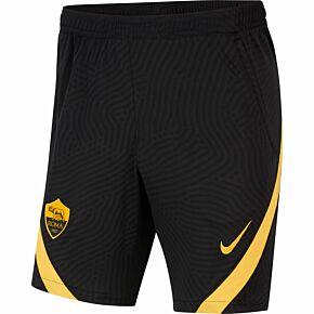 20-21 AS Roma Dry Strike Shorts - Black