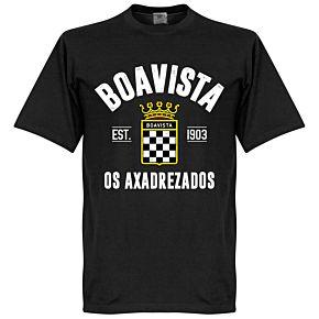 Boavista Established Tee - Black