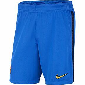 21-22 Barcelona 3rd Shorts