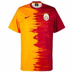 20-21 Galatasaray Home Shirt