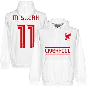 Liverpool M. Salah 11 Team Hoodie - White