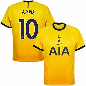 20-21 Tottenham 3rd Shirt + Kane 10
