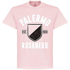 Palermo Established Tee - Pink