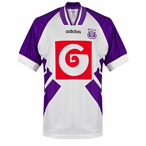 adidas Anderlecht 1994-1995 Home shirt - USED Condition (Great) - Size XL