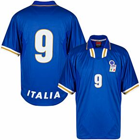 Nike Italy 1996-1998 Home Shirt - NEW Condition (w/tags)- Match Issue No.9 (Torricelli) - Size XL