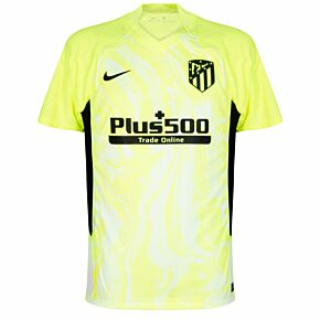 20-21 Atletico Madrid 3rd Shirt