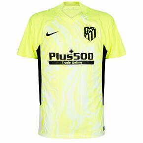 20-21 Atletico Madrid 3rd Shirt
