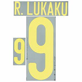 Lukaku 9 19-20 Belgium Home