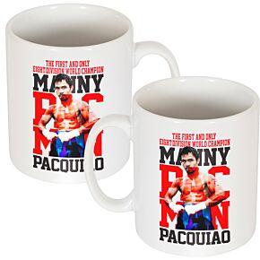 Manny Pacquiao Legend Mug