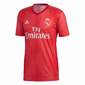 Real Madrid 3rd Authentic Jersey 2018 / 2019