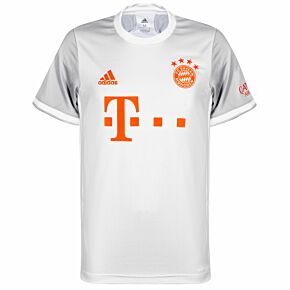 20-21 Bayern Munich Away Shirt
