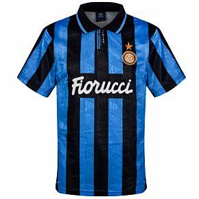 1992 Inter Milan Home Retro Shirt