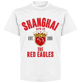 Shanghai SIPG Established T-shirt - White