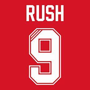 Rush 9 (Retro Flock Printing) 95-96 Liverpool Home