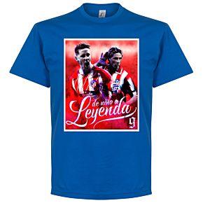 Torres Atletico Legend Tee - Royal