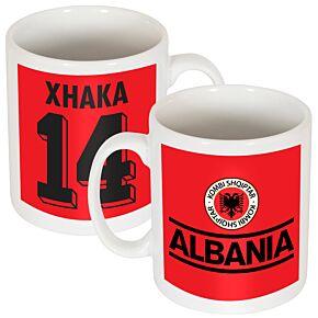 Albania Xhaka Team Mug