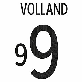 Volland 9 (Official Printing) - 20-21 Germany Home