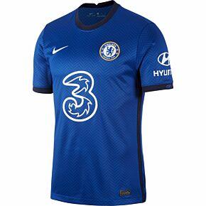 20-21 Chelsea Home Shirt