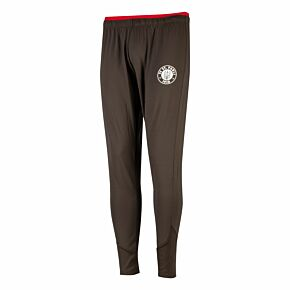 21-22 St Pauli Team Training Pants - Brown