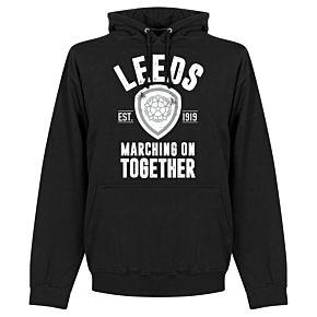 Leeds Established Hoodie - Black