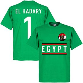 Egypt El Hadary Team Tee - Green