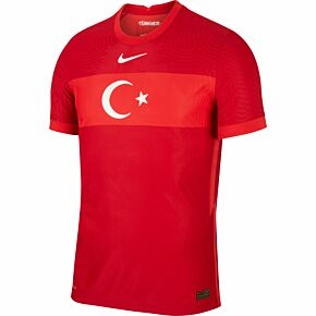 20-21 Turkey Vapor Match Away Shirt