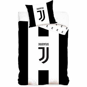 Juventus Reversible Single Duvet Set