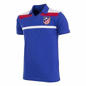 85-86 Atletico Madrid 3rd Retro Shirt