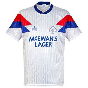 Admiral Rangers 1990-1992Away Shirt - USED Condition(Great) - Size M