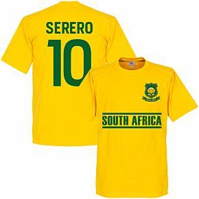 South Africa Serero Tem Tee - Yellow