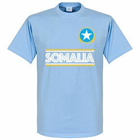 Somalia Team Tee - Sky