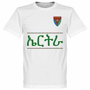 Eritrea Team Tee - White