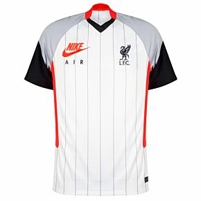 2021 Liverpool Breathe Airmax Shirt - White