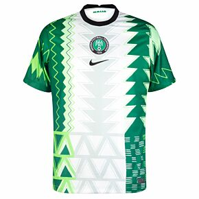 20-21 Nigeria Home Shirt
